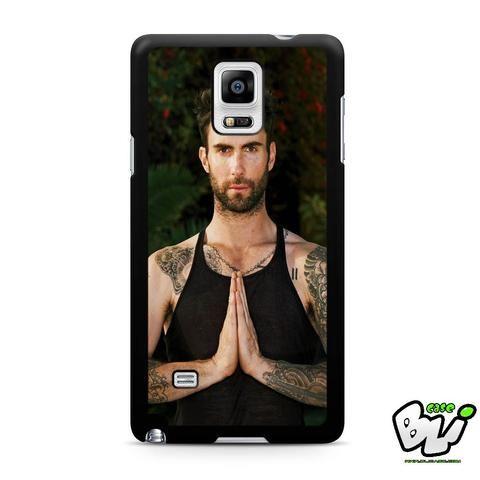 Adam Levine Samsung Galaxy Note 4 Case