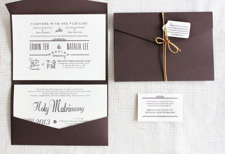 This is incredible! Unique work by  The Bride and Butter http://www.bridestory.com/bride-and-butter/projects/invitation-simply-rustic