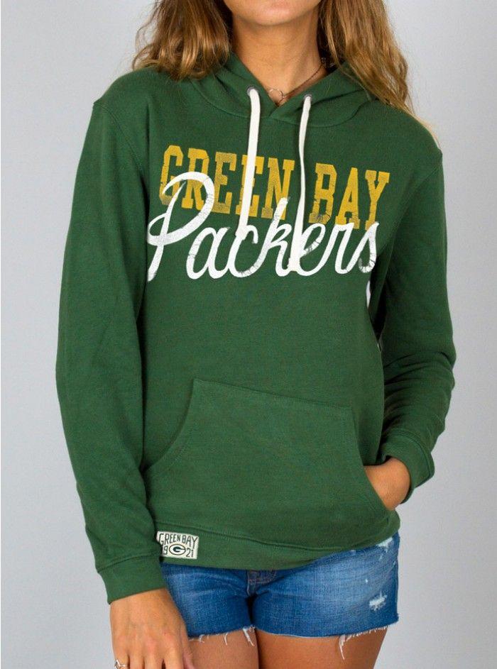 NFL Green Bay Packers Pullover Hoodie