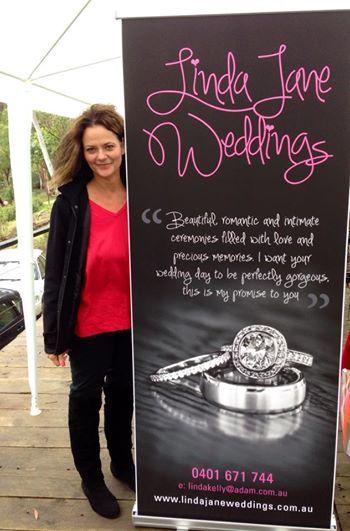 Linda Jane Weddings - one of our celebrants