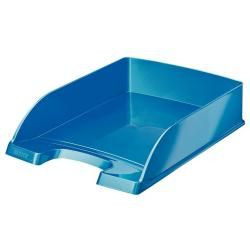 #Portacorrispondenza wow vaschetta blu Leitz  ad Euro 4.48 in #Leitz #Oggetti da scrivania