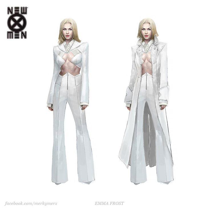 Emma Frost, Miguel Mercado on ArtStation at https://www.artstation.com/artwork/emma-frost-0a97f46c-5049-441d-99bf-9d19ea214f6e