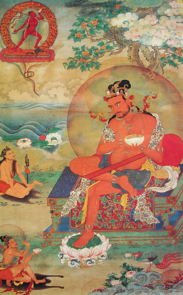 """#Buddhism · The Six Yogas of Naropa - Tsongkhapa's commentary entitled """"A Book…"""