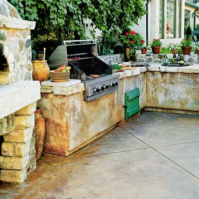 Fantastic Unlimited Outdoor Kitchens Gallery - Home Design Ideas and ...