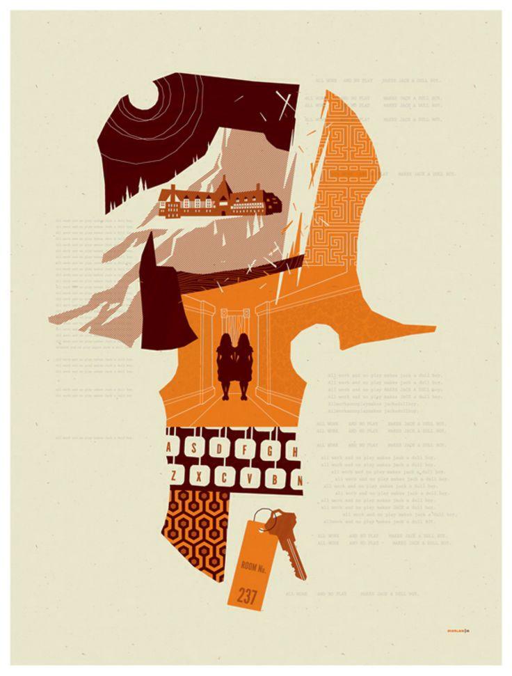 'room 237' poster by strongstuff on @DeviantArt