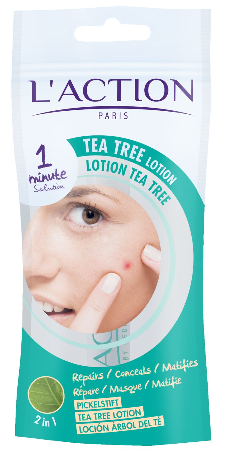 Tea Tree Lotion