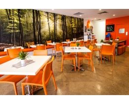 Paleo Cafe Paddington - Nextrend Furniture Projects