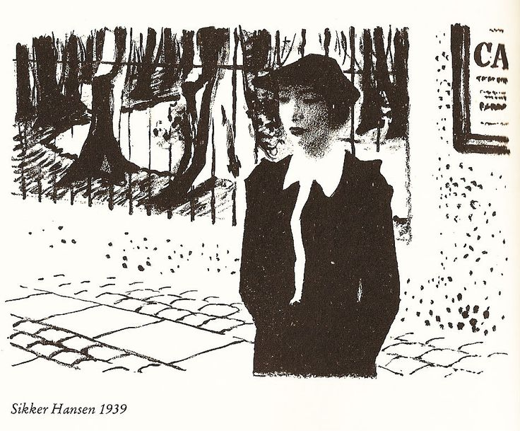 Aage Sikker Hansen 1939