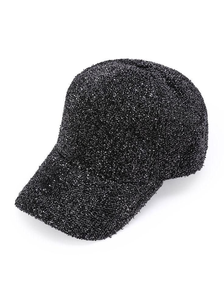 Shop Glitter Baseball Cap online. SheIn offers Glitter Baseball Cap & more to fit your fashionable needs.