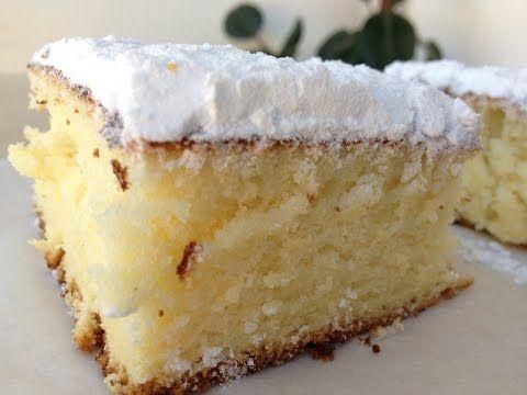 Кекс на Сливках ( Очень Нежный) Простой Рецепт!!! | Homemade Pie Recipe, English Subtitles - YouTube