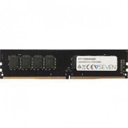 MEMORIA V7 DDR4 4GB 2133MHZ CL15 (PC4-17000) CAS Latency:CL15 Dispositivo Compatible:Ordenador sobremesa Estándar de Memoria:DDR4-2133/PC4-17000 Formato:DIMM Nombre de Marca:V7 Número de Clavijas:288-pin Signal Processing:Sin búfer Tamaño de Memoria:4 GB Tecnología de la Memoria:DDR4 SDRAM Tipo de Producto:Módulo RAM Velocidad de...https://pcguay.com/tienda/memoria-v7-ddr4-4gb-2133mhz-cl15-pc4-17000/