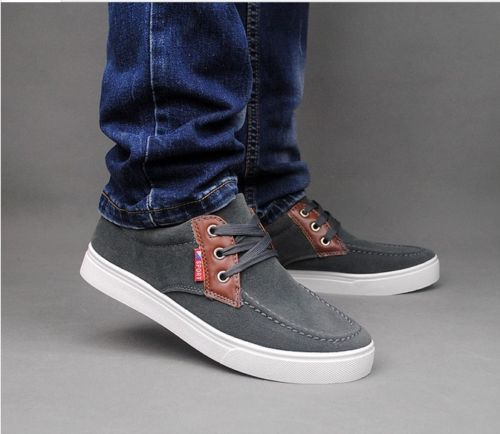 new trendy men's canvas