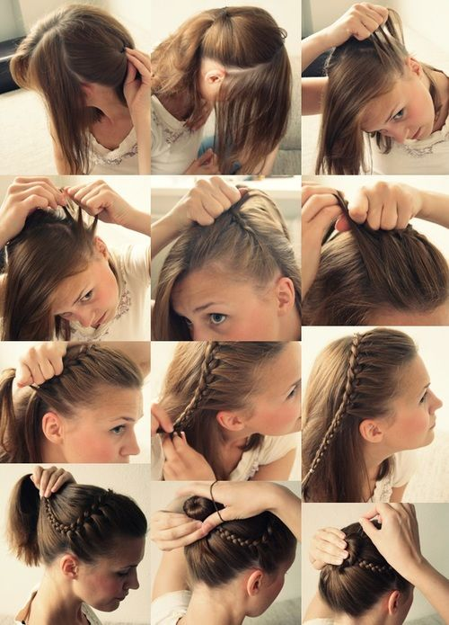 Strange 1000 Images About Hairstyles For Round Faces On Pinterest Lisa Short Hairstyles For Black Women Fulllsitofus