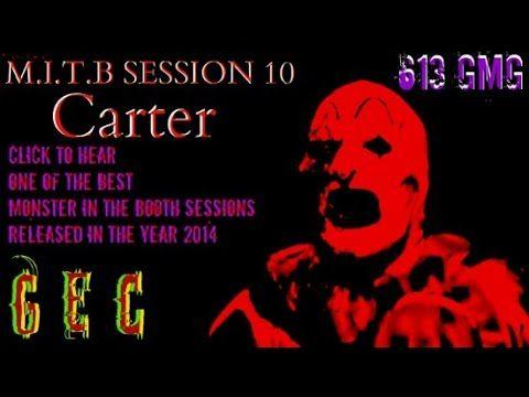 Lethal Lyrics ( Young Carter )  M.I.T.B Session #10  2014