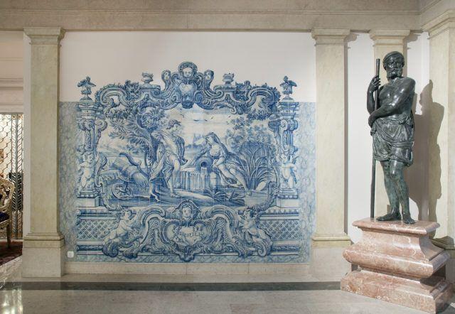 Lisboa, Casa-Museu Medeiros e Almeida, Sala do Lago [photo: Inês Aguiar]