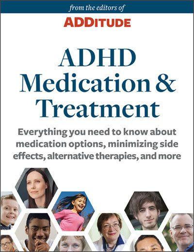 ADHD Medications | Pediatric Partners