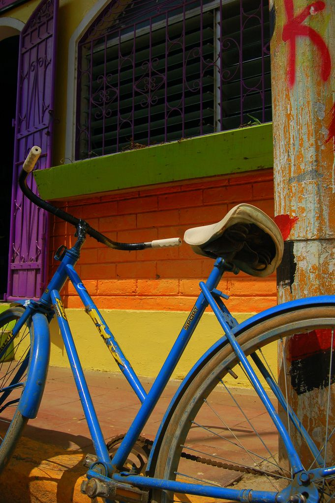 Nicaragua: Bicycles, Sur Nicaragua, Central American, Negro Cafe, Black Cats, En Nicaragua, Colors Nicaragua, Great Ideas, Travel Ideas