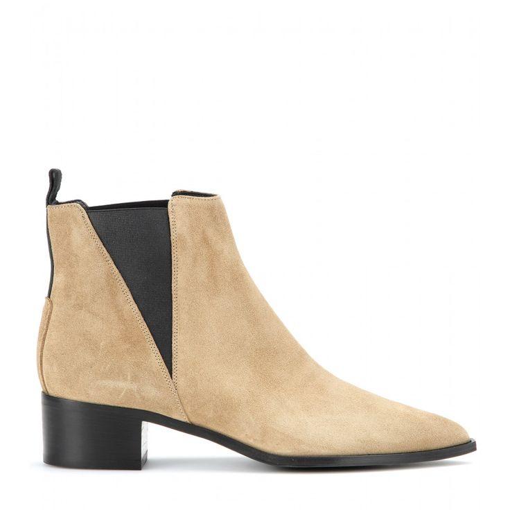 Acne Studios - Jensen suede ankle boots - mytheresa.com GmbH