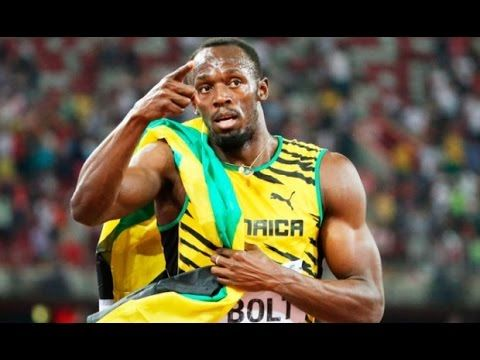 Usain Bolt Records Of All Time Usain Bolt Records Of All Time    Usain St. Leo Bolt is a Jamaican sprinter. Regarded as the fastest person ever timed he is the first man to hold both the 100 metres and 200 metres world records since fully automatic time became mandatory. He also holds the world record in the 4  100 metres relay. He is the reigning World and Olympic champion in these three events.  Bolt gained worldwide popularity for his double sprint victory at the 2008 Beijing Olympics in…