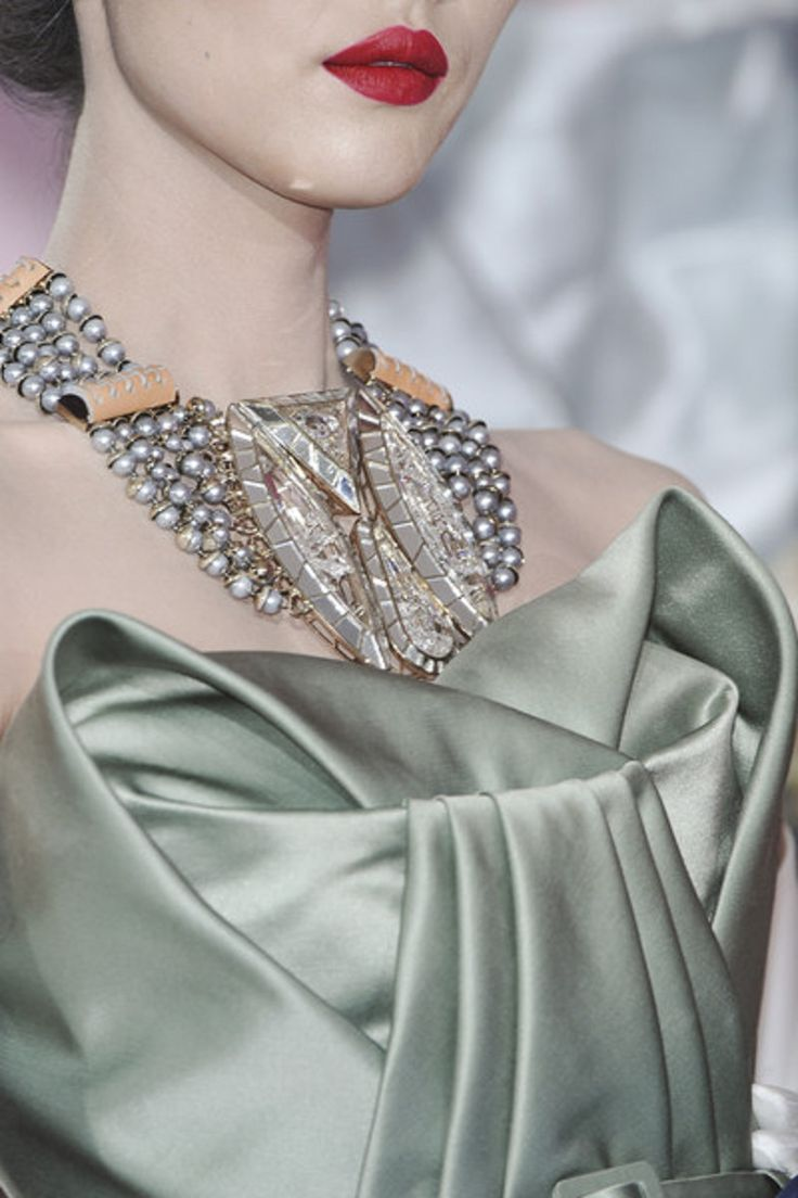 Christian Dior - Haute Couture spring 2010 - John Galliano