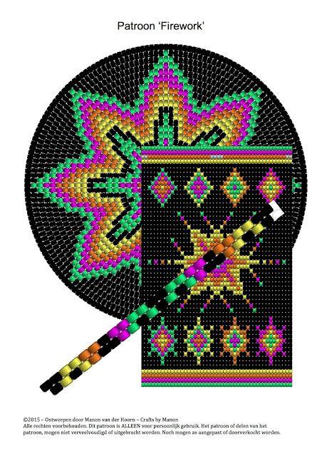 Mochila bag - Firework