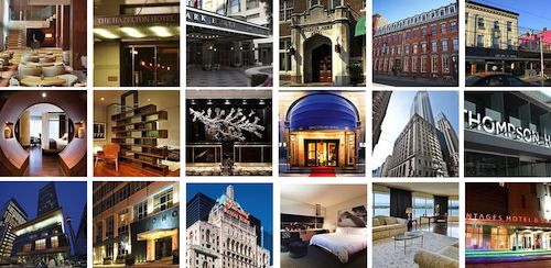 The 18 Essential Toronto Hotels