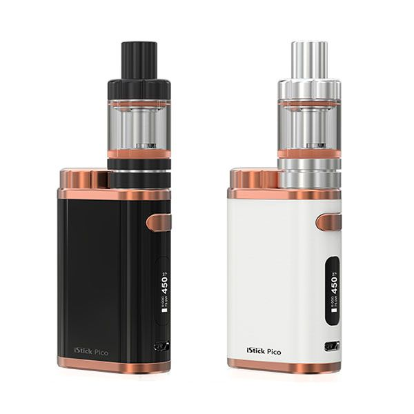New Colors Eleaf iStick Pico 75W Vape Kit #eleaf #istickpico #vapekit #vape #vapor