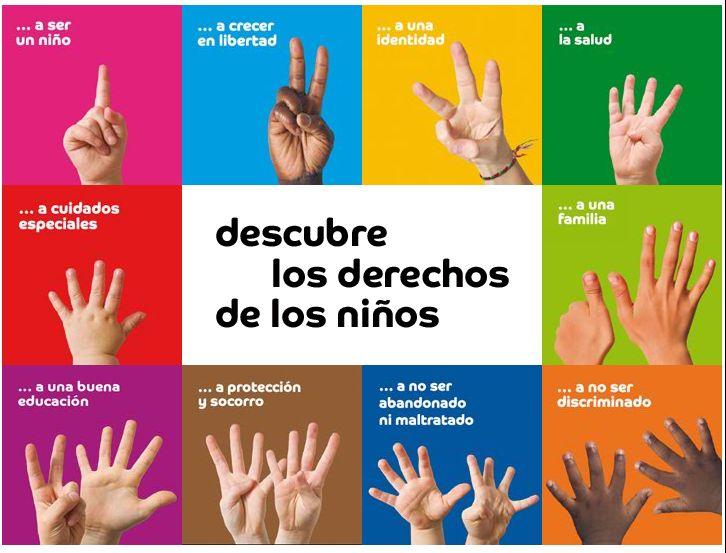 ¡Descubre los derechos de los niños y niñas!
