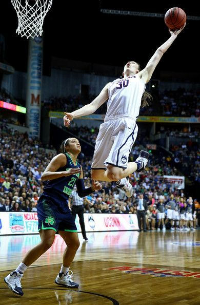 Breanna Stewart and Kayla McBride Photos: NCAA Women's Basketball Tournament