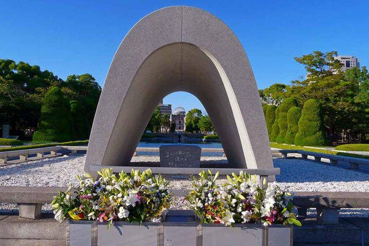 広島平和記念碑(原爆ドーム)