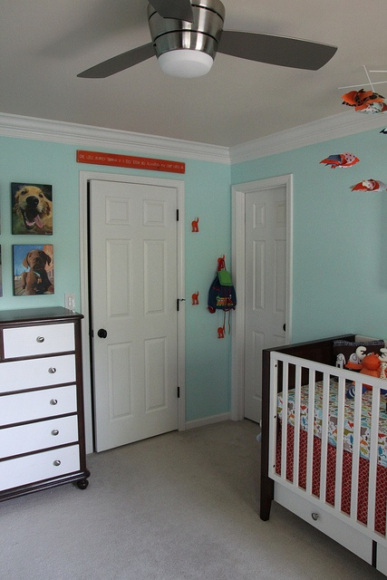 Sherwinn Williams Quot Tame Teal Quot Baby Fabrics And