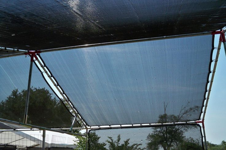 Mesh Screen, Shade Screen, Mesh Tarp, Greenhouse, Hoop House