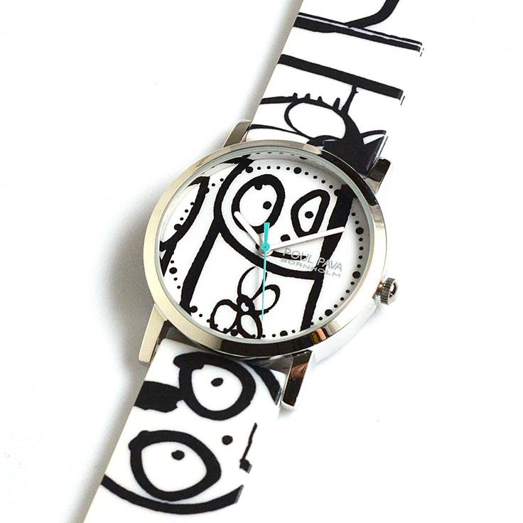 Armbanduhr Poul Pava