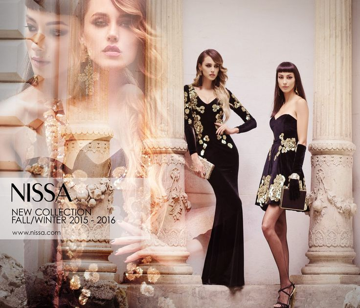 NISSA New Collection FALL / WINTER 2015 - 2016  www.nissa.com  #nissa #new #collection #TI2015 #fw2015 #newcollection #fashion #fashionista #long #dress #now #in #stores #shop #evening #style