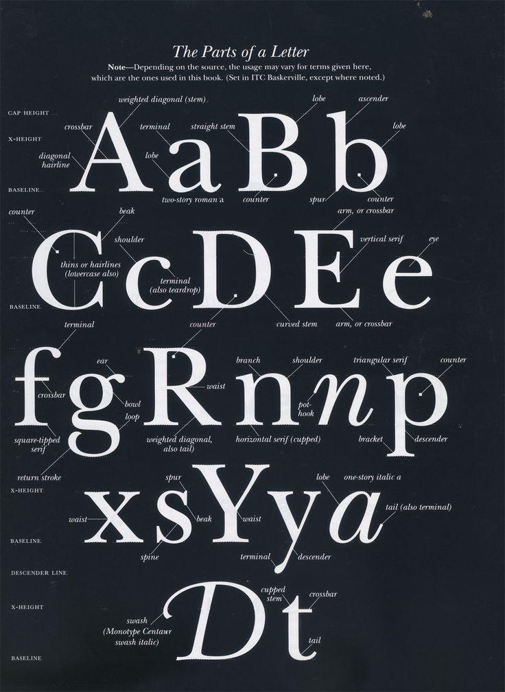 267 best images about Typography _ Serif on Pinterest ...