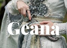 Geana, meaning: God is merciful and kind, French baby names, G baby girl names, G baby names, female names, whimsical baby names, baby girl names, traditional names, names that start with G, strong baby names, unique baby names, ttc