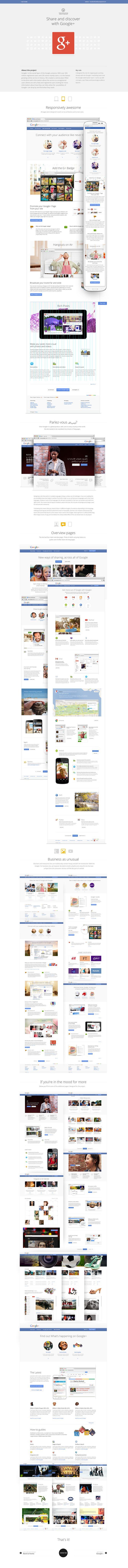 Responsive Web Design // Google Case Study
