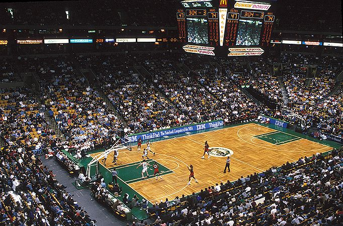 Celtics... will go see a game this year