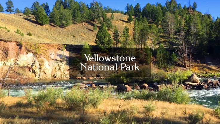 Yellowstone River, Yellowstone National Park...Locate this video on Montana Treasure's Free Yellowstone National Park Photo Map: https://www.rdistudio.com/MontanaTreasures/maps/Yellowstone-NP/Yellowstone-NP-map.html  Select Menu item 'Y63' to view it and and its location on an underlying Google map.