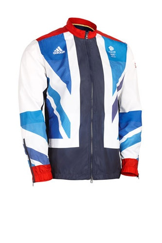 TEAM GB MEN'S OLYMPIC JACKET - i want this!!