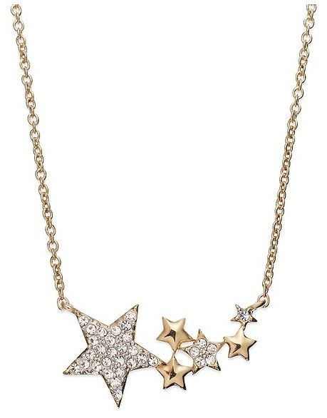 Star cluster pave pendant