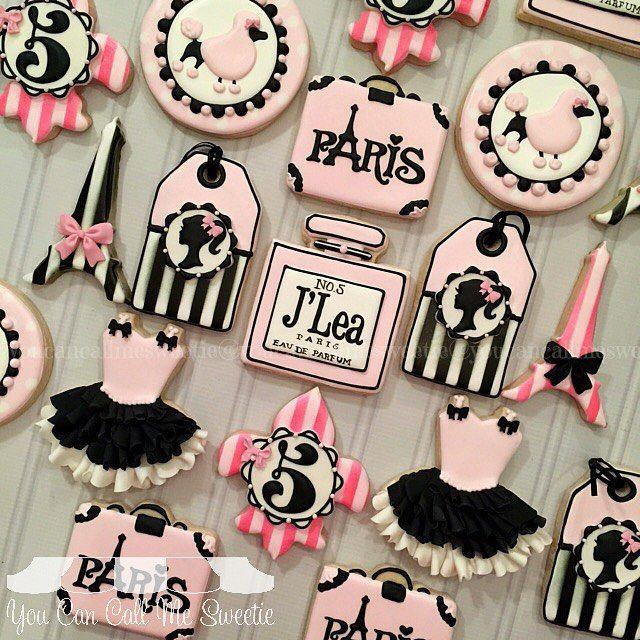 Barbie in Paris for J'Lea's 5th birthday!!!!! #decoratedcookies #decoratedsugarcookies #customsweets #customcookies #customdecoratedcookies #cookieart #cookiefun #cookielove #edibleart #barbie #barbieinparis #paris #jlea