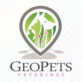 GeoPets+Veterinary+logo