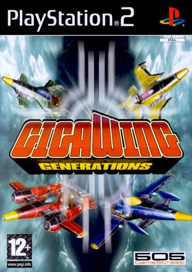 Gigawing Generations - 505 Game Street - Takumi Corporation