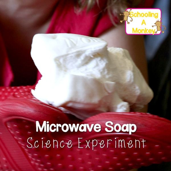 If you want easy science experiments, look no further than these Ivory soap science experiments. This classic science experiment is perfect summer science.