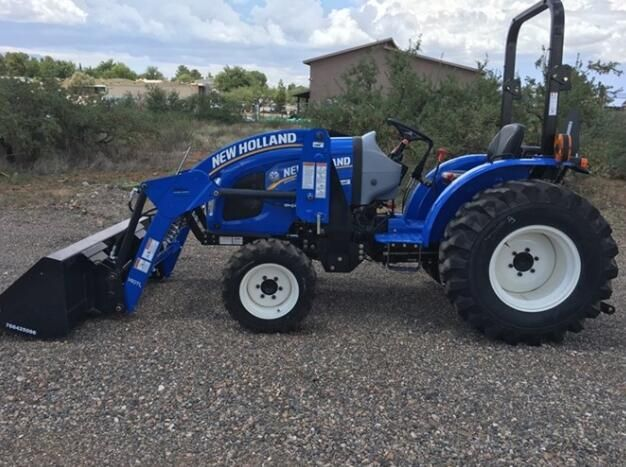 New Holland Boomer 24 Compact Tractor Parts Catalog Manual Service Repair Manuals Pdf New Holland New Holland Ford Compact Tractors