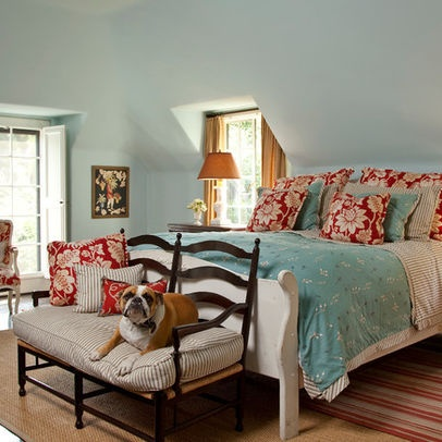 Bedroom Colors Blue And Red 104 best decorating-red and teal images on pinterest | live, home