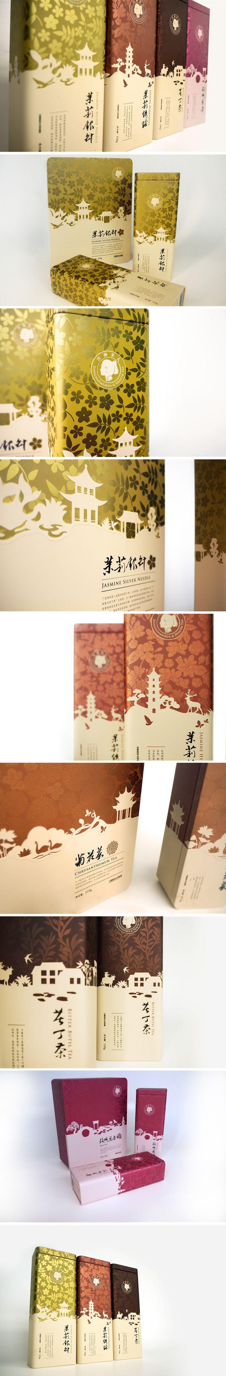 Jiangnan Beauty Tea