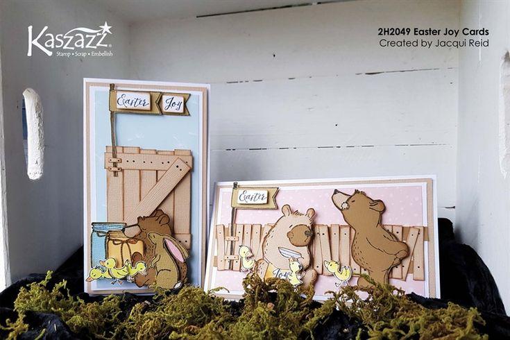 2H2049 Easter Joy Cards