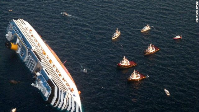 Worst Cruise Ever!